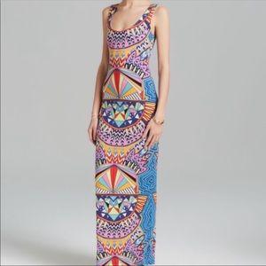 Mara Hoffman Maxi Dress Mustafa Print